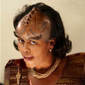 Michelle Obama Klingon