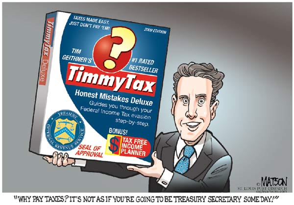 Timmy Tax