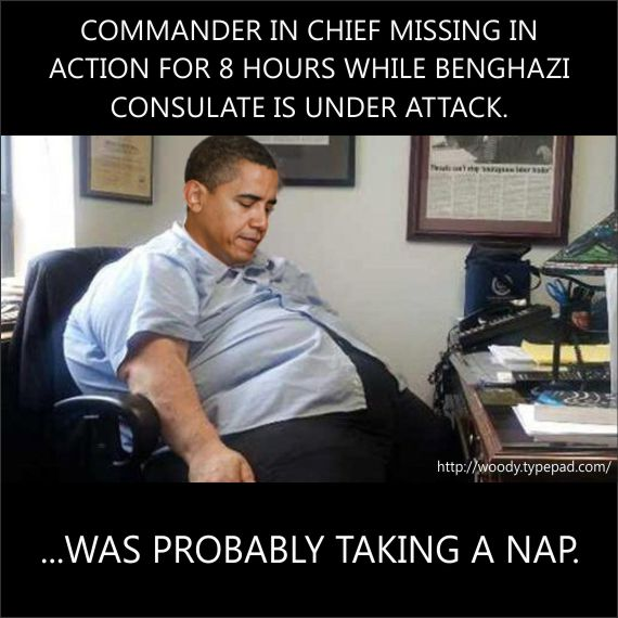 Obama=Napping Union Boss